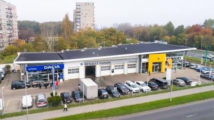Salon i Serwis Renault Oddział Świętochłowice