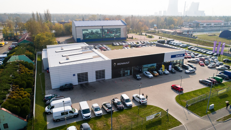 Salon i Serwis Renault Jaworzno